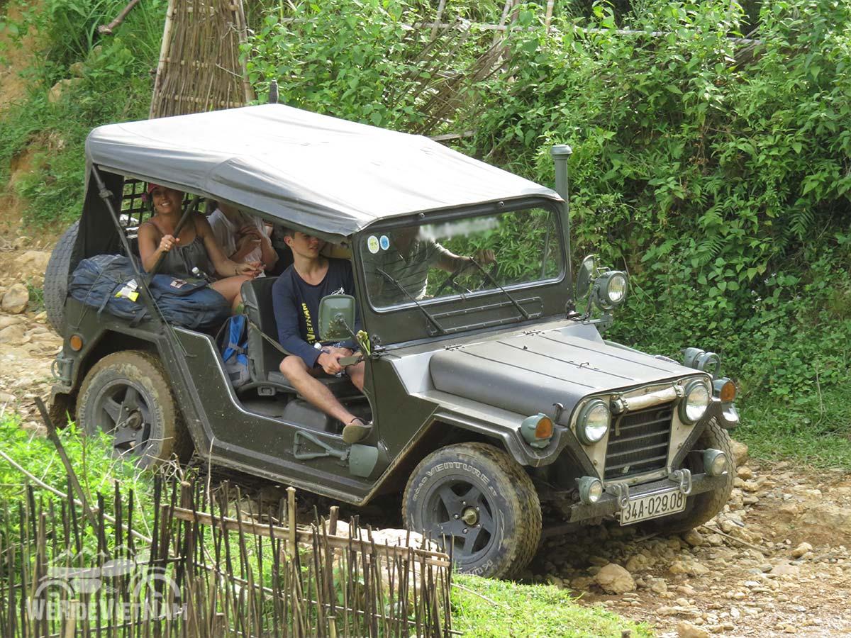 Babe Ban Gioc Mountain Jeep Tour 3 6 Days We Ride Vietnam Motorbike Tours