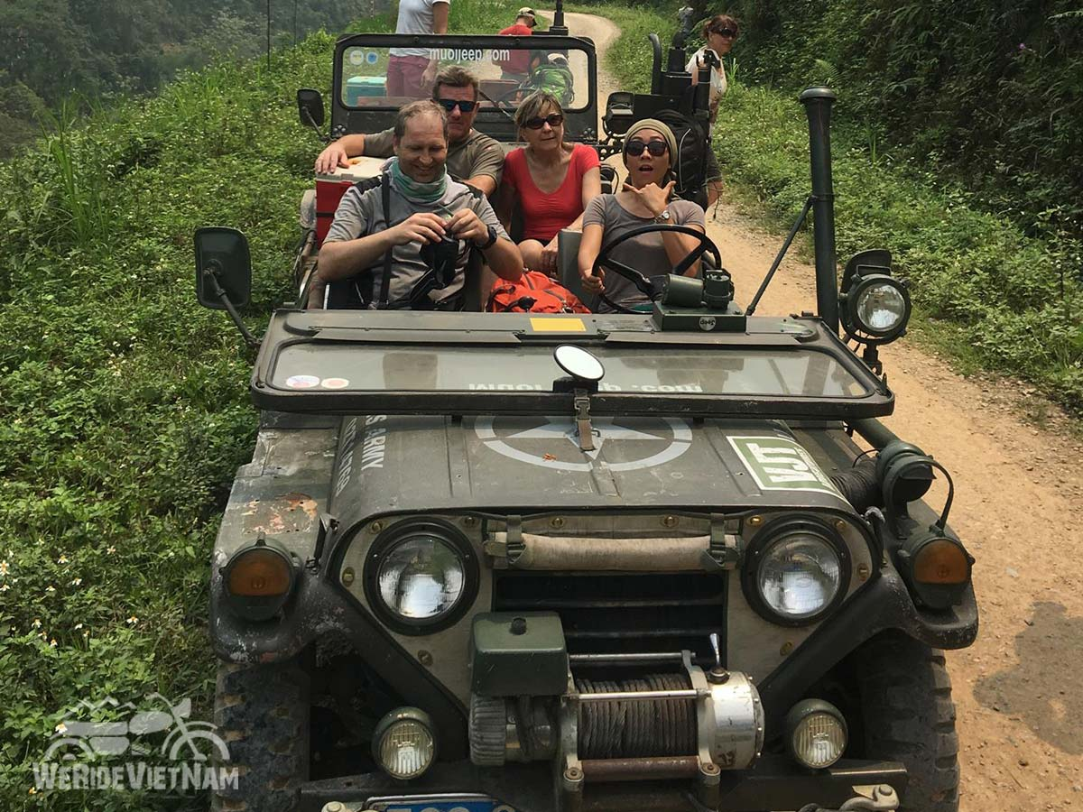 Northeast Vietnam Jeep Tour 3 6 Days We Ride Vietnam Motorbike Tours